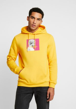 Huppari - yellow