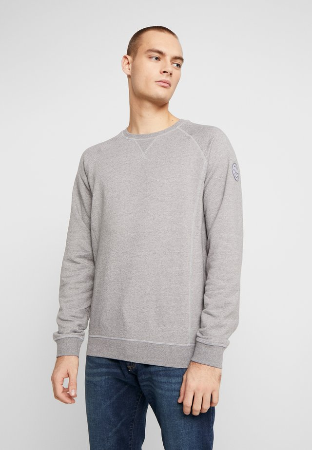 Sudadera - mottled grey