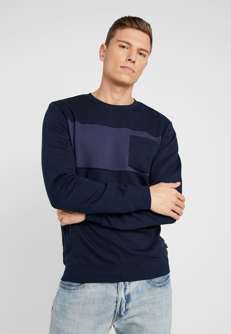 Pier One - Sudadera - dark blue