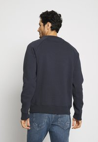 Pier One - 2 PACK - Sweatshirt - dark blue/bordeaux - 2