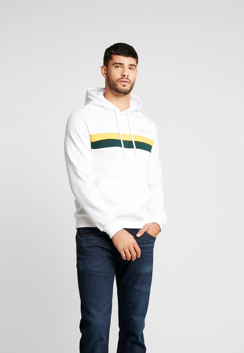 Pier One - Hoodie - white
