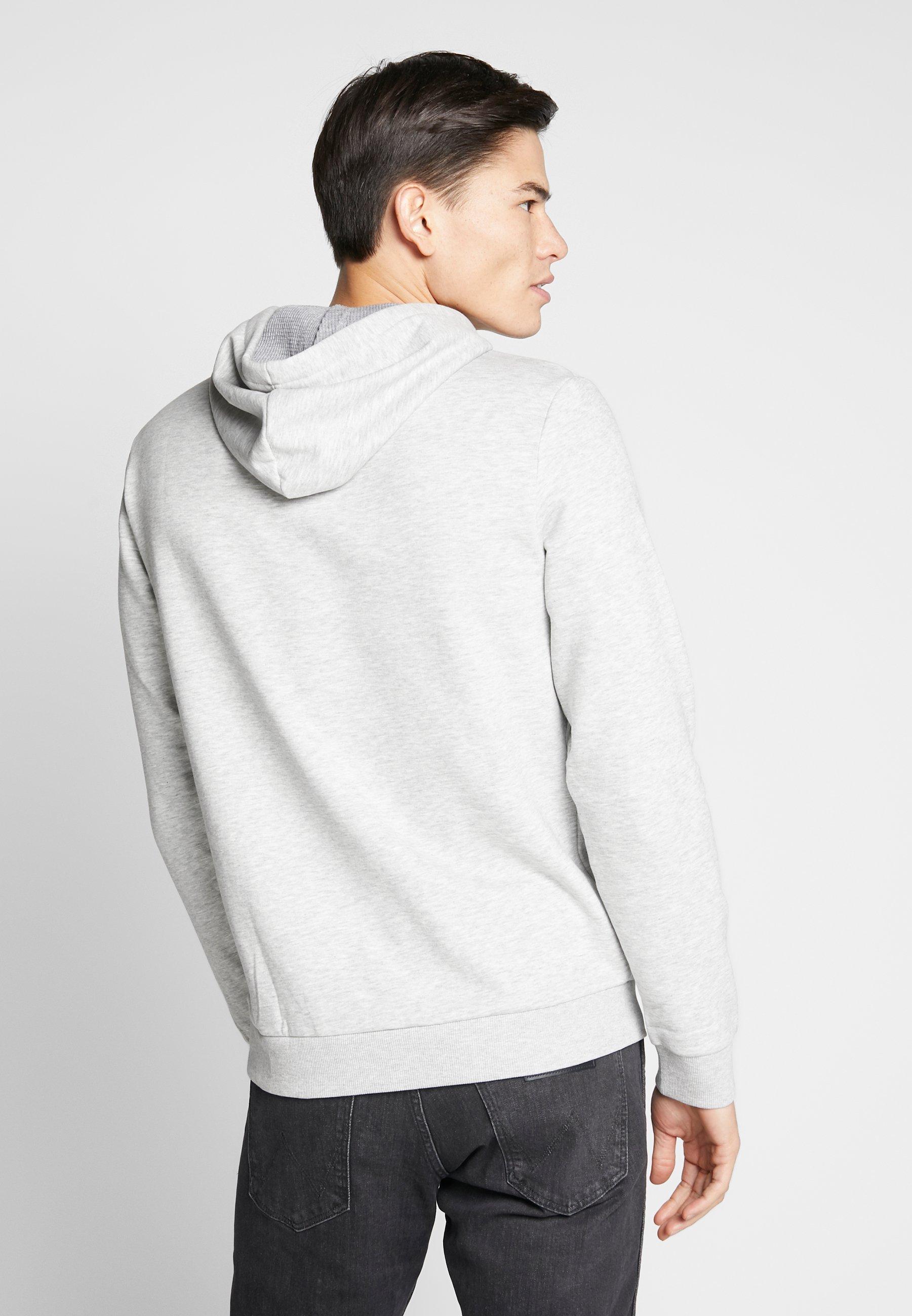 Pier One Bluza z kapturem - grey
