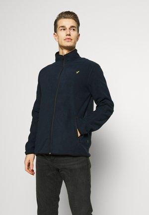 Fleecová bunda - dark blue
