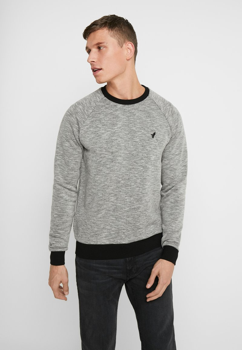 Pier One - Collegepaita - mottled grey