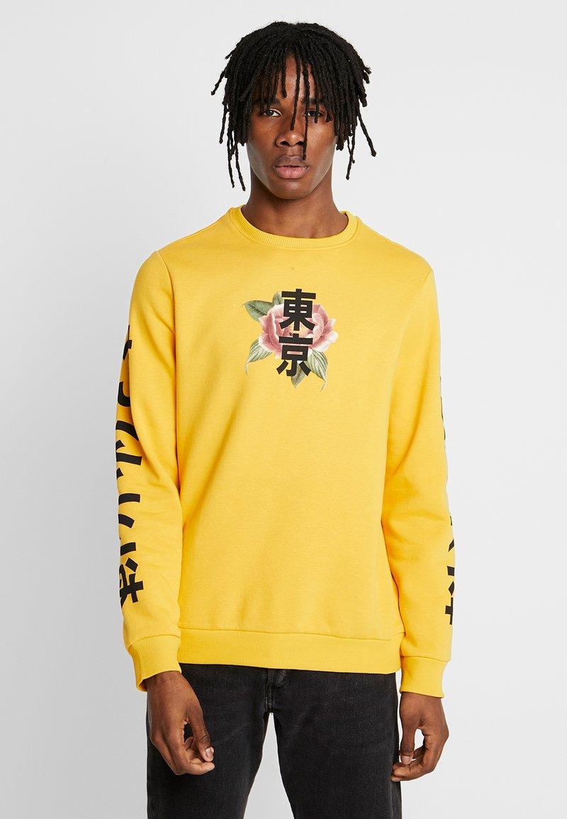 Pier One - Sweater - yellow