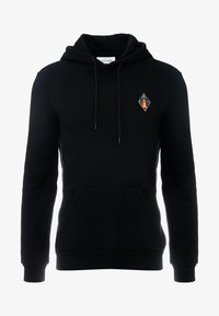 Pier One - ALIEN SWEAT HOODIE - Hoodie - black - 5