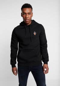 Pier One - ALIEN SWEAT HOODIE - Hoodie - black - 2