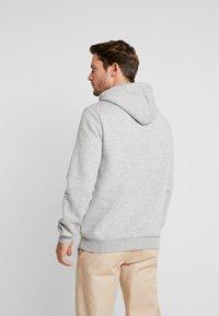 Pier One - Hoodie - mottled grey - 2
