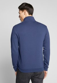 Pier One - Zip-up hoodie - dark blue - 2