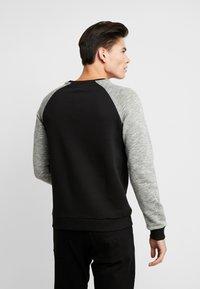 Pier One - Sweatshirt - grey/black - 2