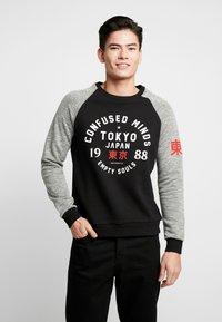Pier One - Sweatshirt - grey/black - 0