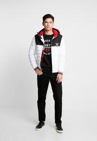 Pier One - Sweatshirt - grey/black - 1
