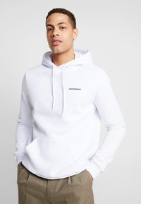 Pier One - Hoodie - white - 2