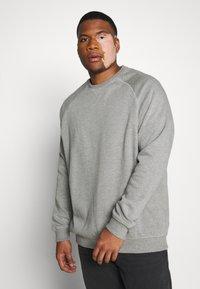 Pier One - Sweater - mottled grey - 0