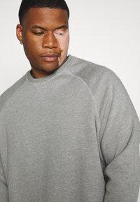 Pier One - Sweater - mottled grey - 4