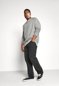 Pier One - Sweater - mottled grey - 1