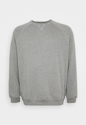 Sweatshirt - mottled grey