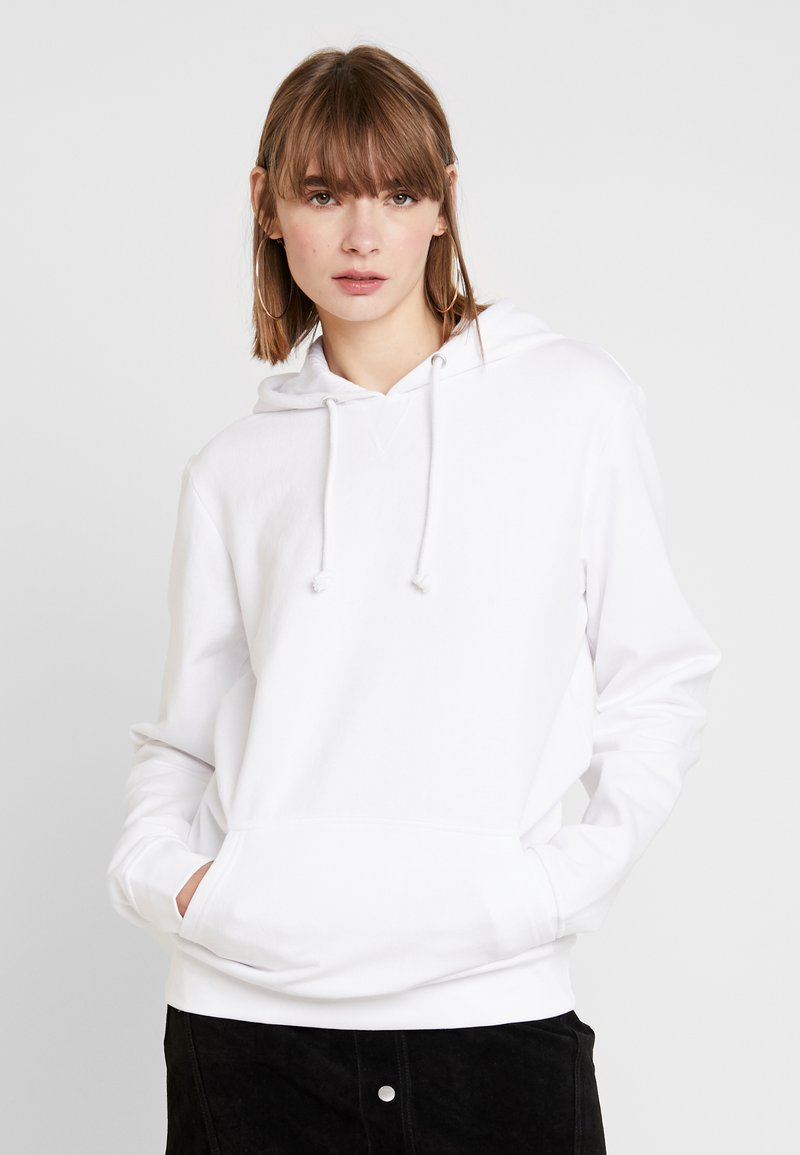 Pier One - Hoodie - white