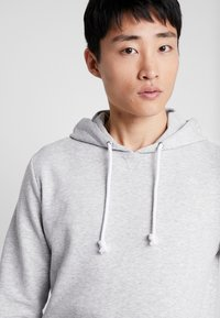 Pier One - Hoodie - light grey melange - 4