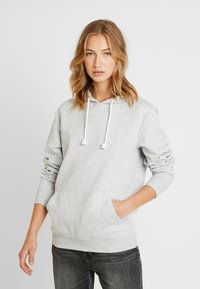 Pier One - Hoodie - light grey melange - 3