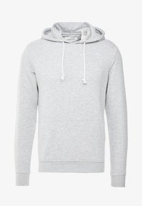 Pier One - Hoodie - light grey melange - 5