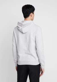 Pier One - Hoodie - light grey melange - 2