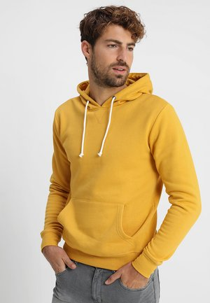 Sweat à capuche - yellow