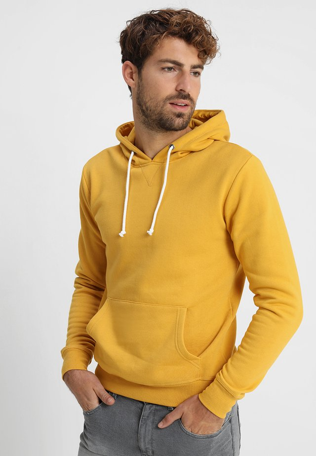 Bluza z kapturem - yellow