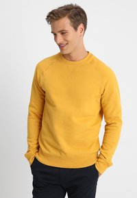 Pier One - Sweatshirt - yellow - 0