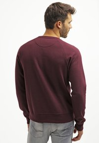 Pier One - Sweater - bordeaux melange - 2