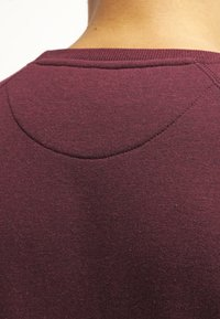 Pier One - Sweater - bordeaux melange - 4