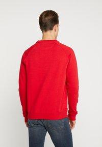 Pier One - Sweatshirt - red - 2