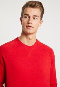 Pier One - Sweatshirt - red - 4