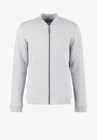 Pier One - Zip-up hoodie - light grey melange - 5