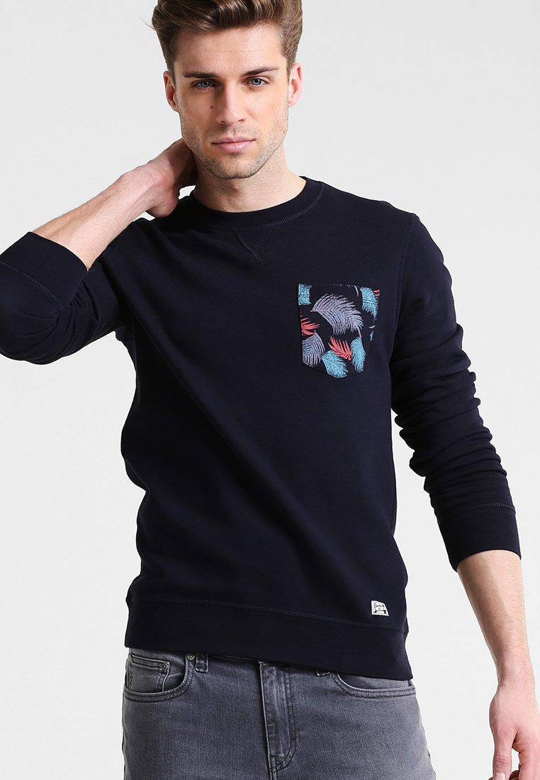 Pier One - Sweatshirt - navy