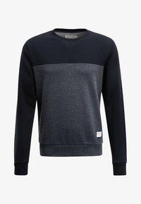 Pier One - Mikina - mottled dark grey - 5