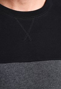 Pier One - Mikina - mottled dark grey - 3