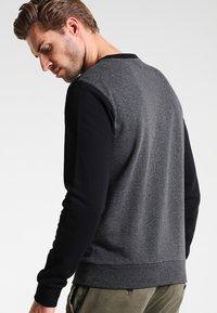 Pier One - Mikina - mottled dark grey - 2