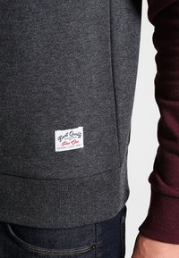 Pier One - Sweatshirt - mottled bordeaux - 4
