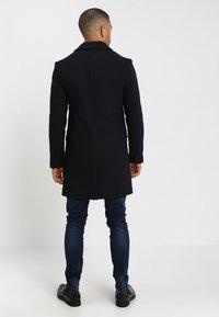 Pier One - Classic coat - dark blue - 2