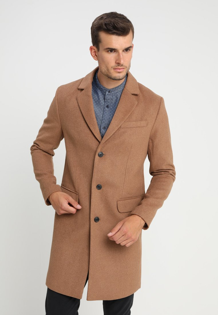 Pier One - Classic coat - caramel