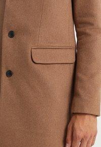 Pier One - Classic coat - caramel - 3