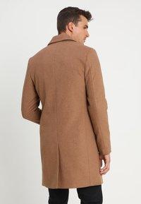 Pier One - Classic coat - caramel - 2
