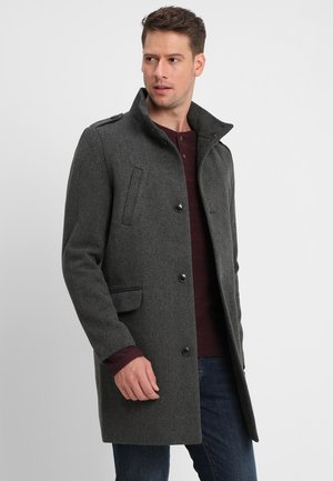 Short coat - mottled grey