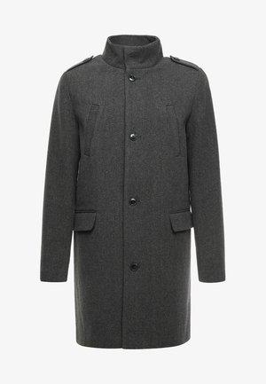 Abrigo corto - mottled grey
