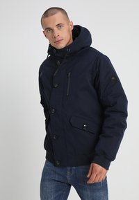 Pier One - Winterjacke - dark blue - 0