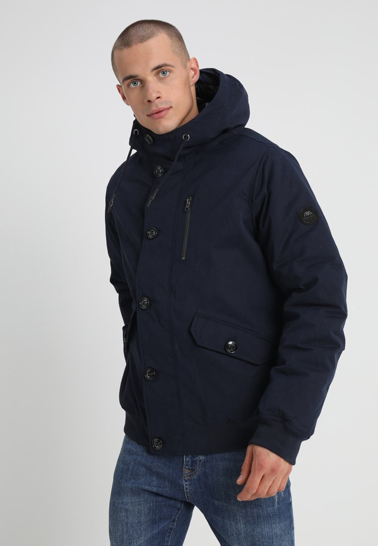 Pier One - Winterjacke - dark blue