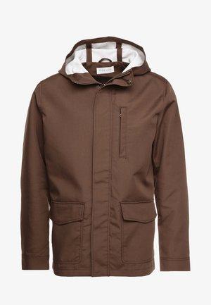 Lehká bunda - brown