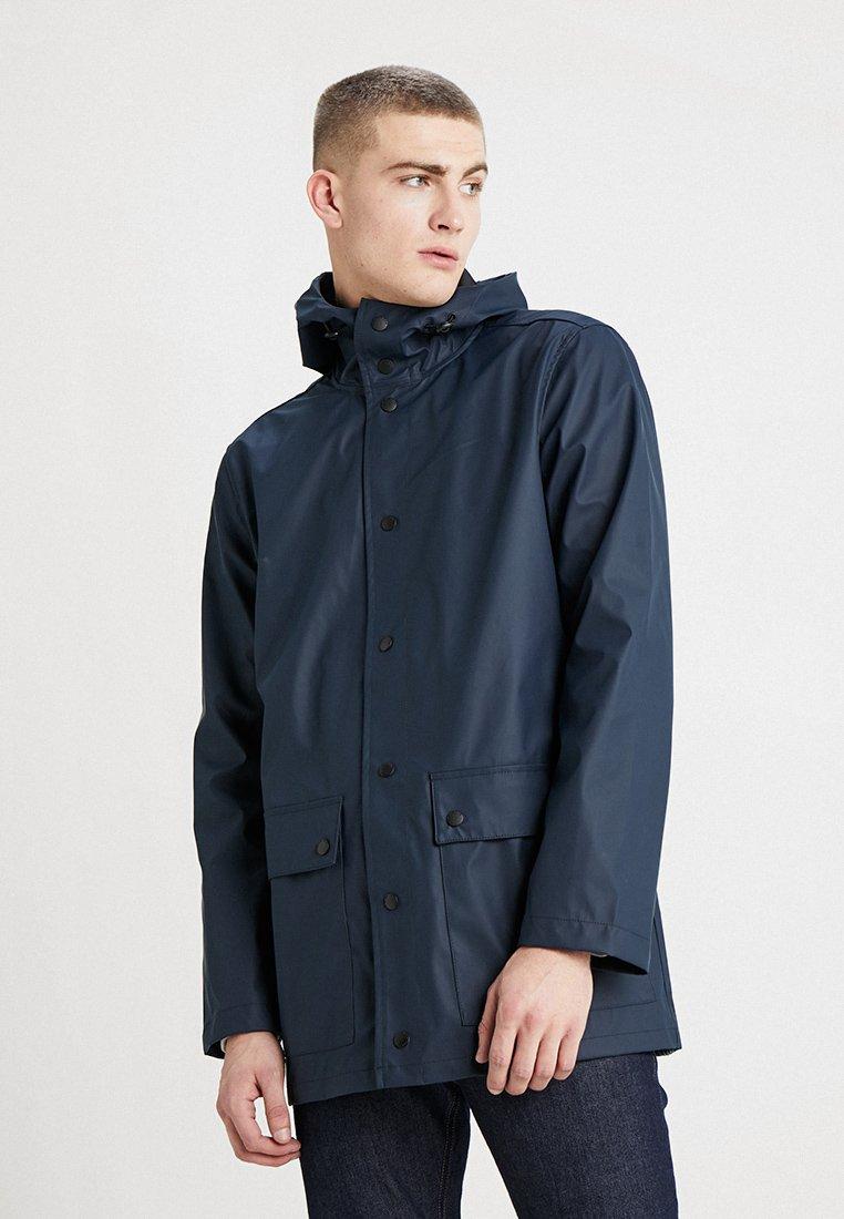 Pier One - Waterproof jacket - dark blue