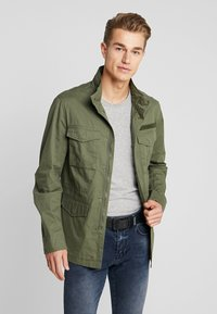 Pier One - Summer jacket - khaki - 0